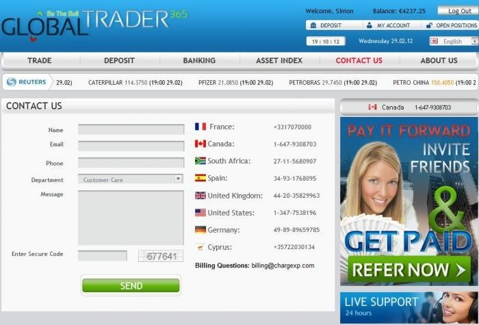 Cysec regulated binary brokers xp