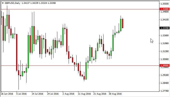 GBP/USD Forecast September 8, 2016, Technical Analysis